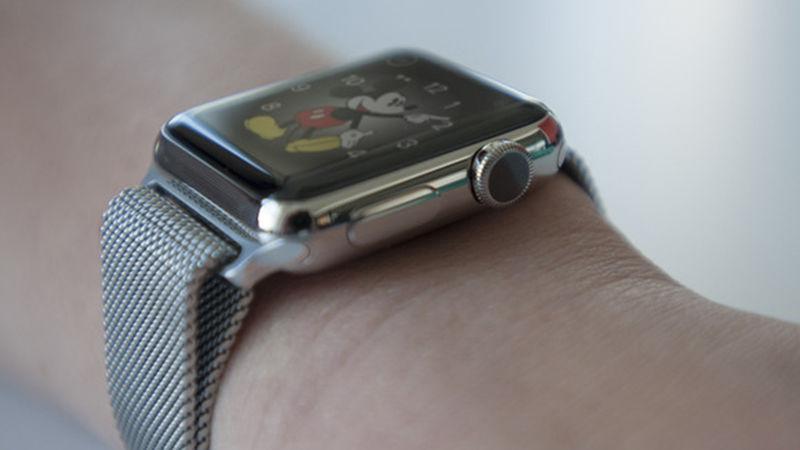 Limpieza de Apple Watch