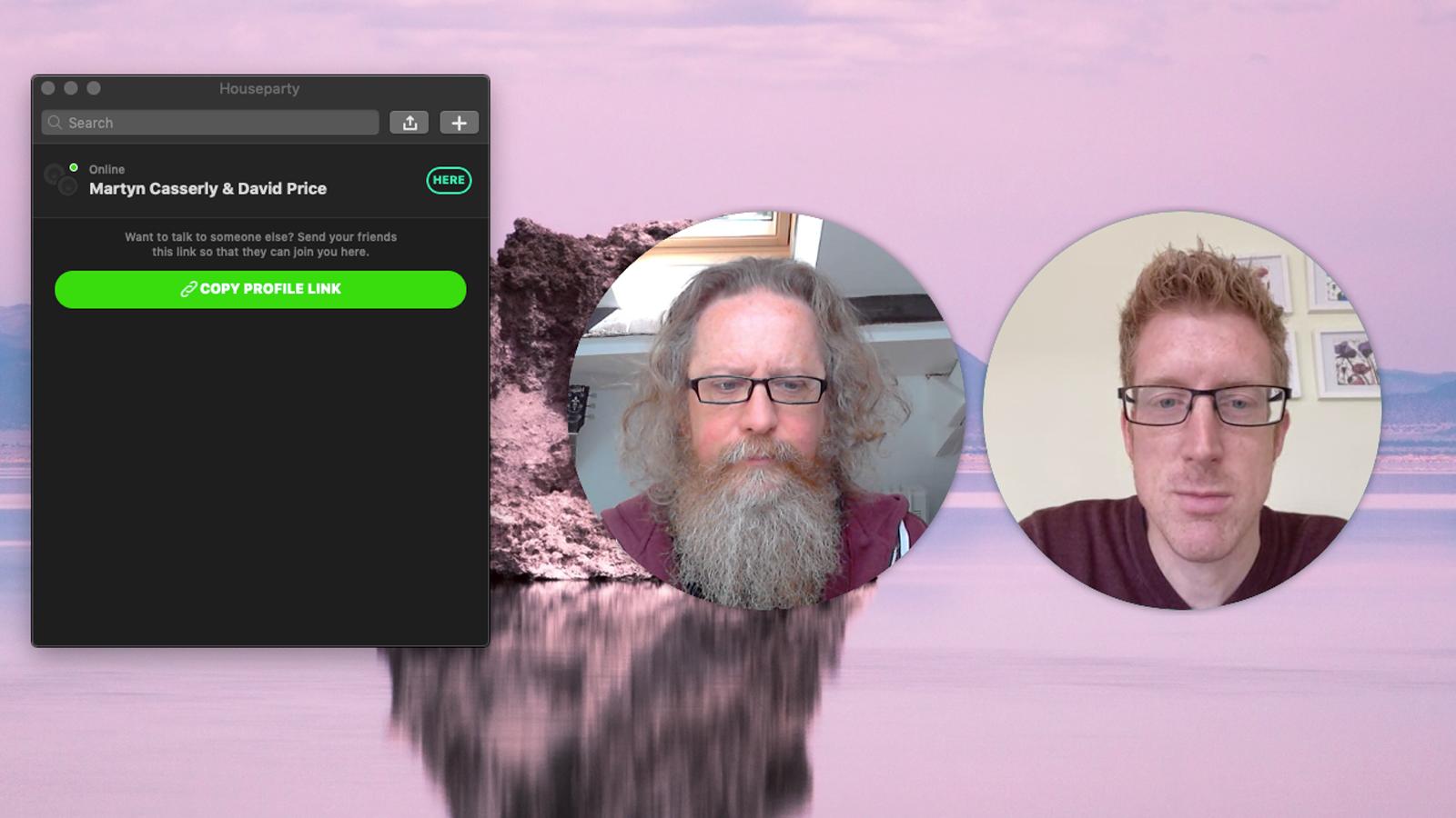 Cómo configurar y usar Houseparty en Mac: chat grupal