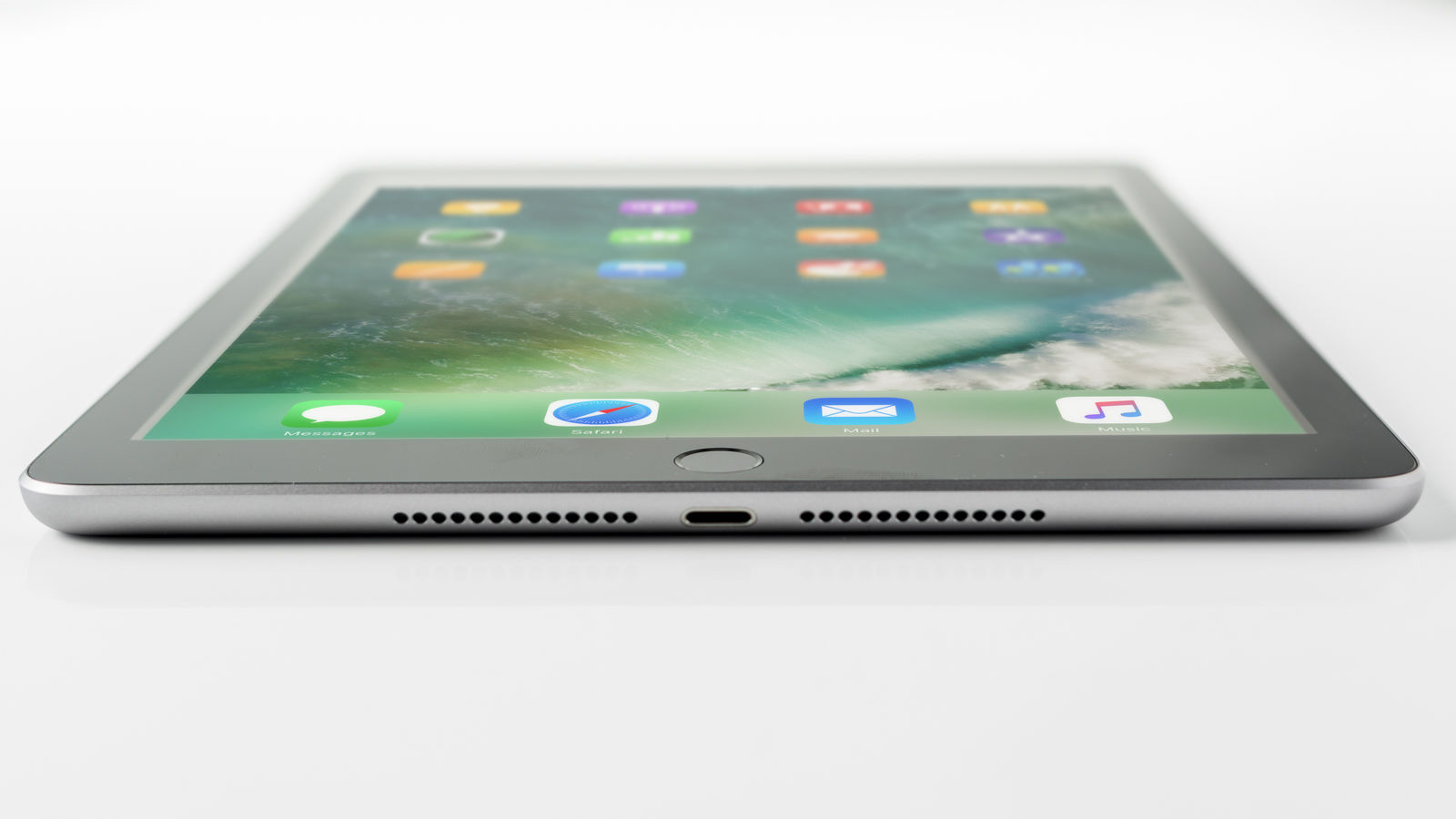 Cómo usar un iPad: puerto Lightning