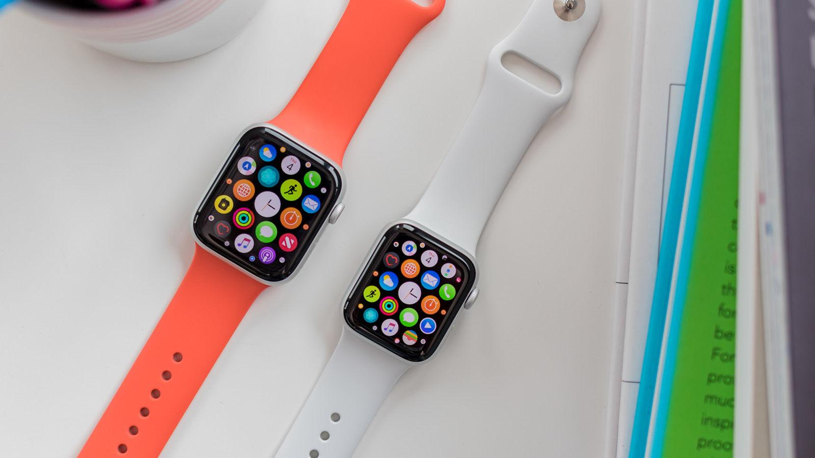 Tamaño de Apple Watch