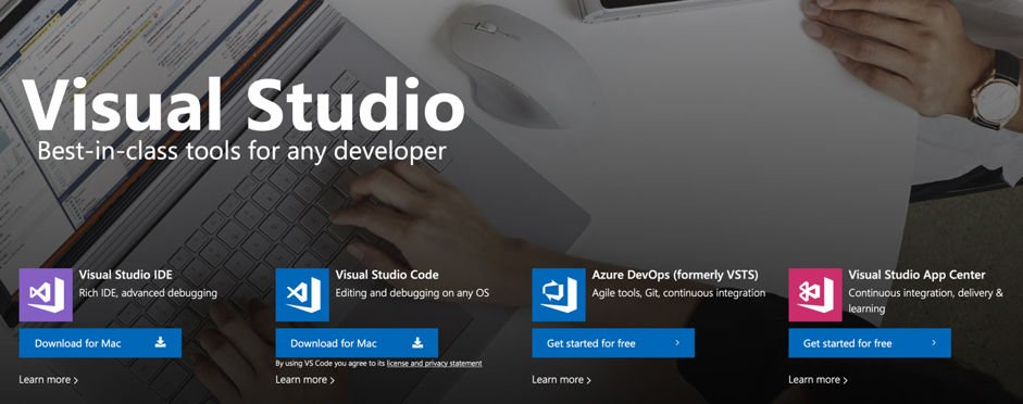 Cómo codificar en C # en Mac: Visual Studio