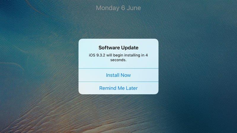 Cómo evitar que un iPhone solicite actualizar iOS: notificación de actualización de software