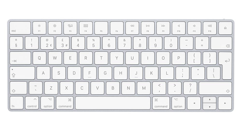 Cómo usar un teclado Mac en Windows