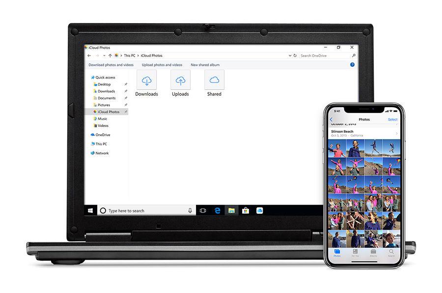 Cómo configurar iCloud en una PC con Windows