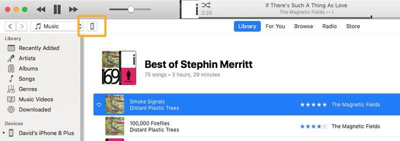 Cómo sincronizar con iTunes: sincronizar iPhone con Mac o PC