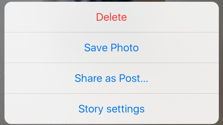 Cómo agregar iPhone Live Photos a Instagram