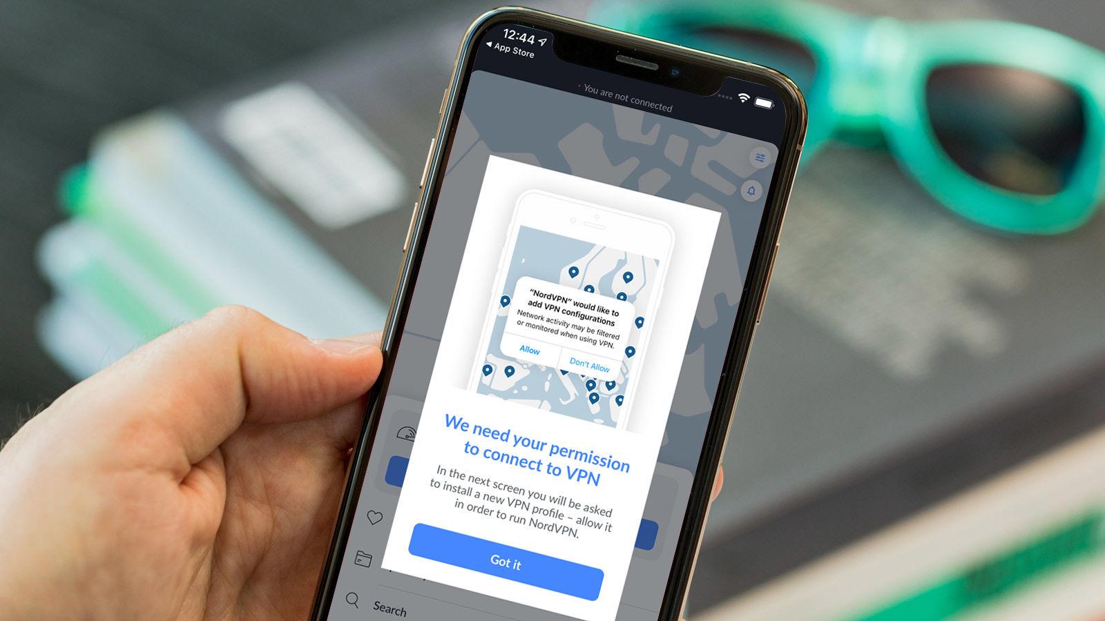 Cómo usar una VPN en iPhone y iPad