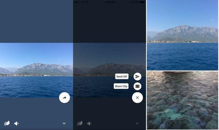 Cómo convertir Live Photos en un GIF: aplicación Motion Stills