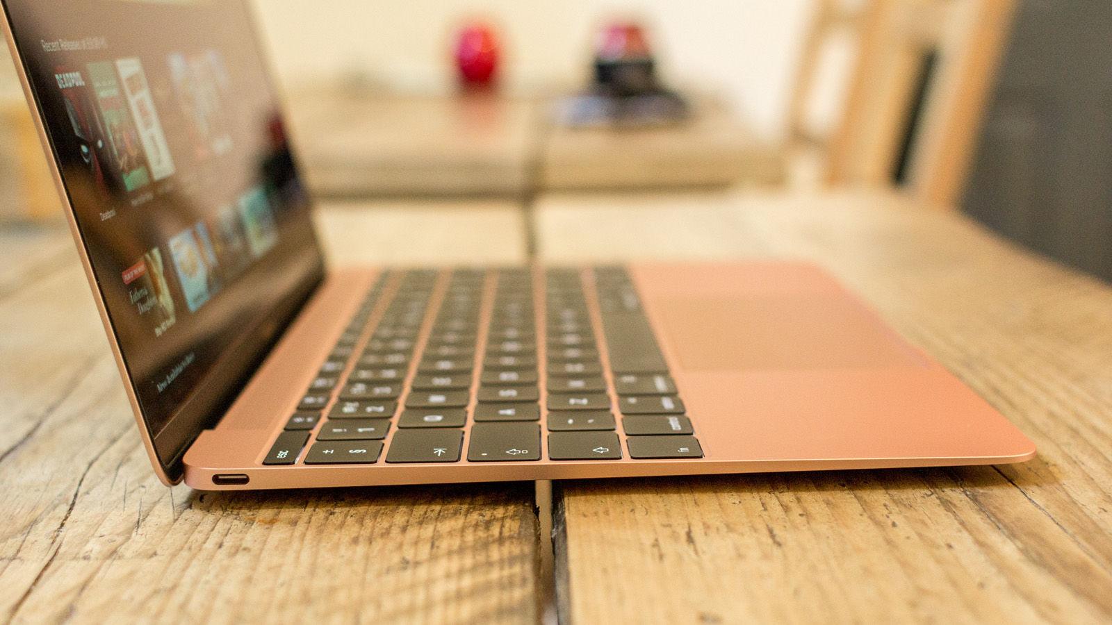 Puertos de MacBook
