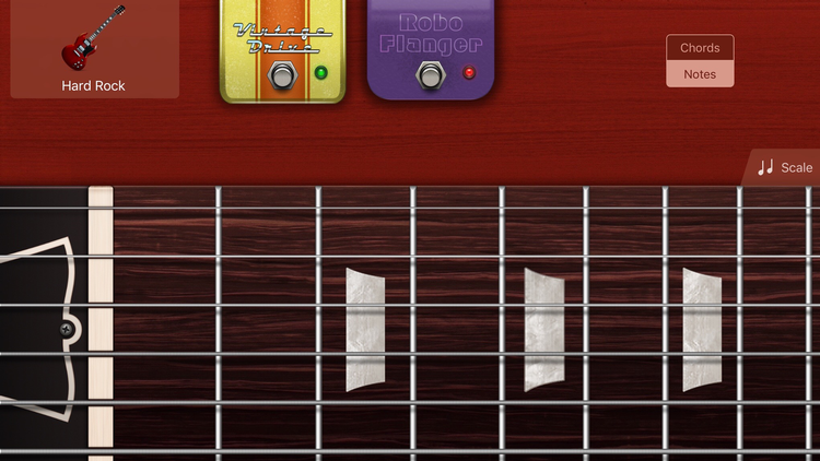 Cómo usar GarageBand en iPhone y iPad: guitarras