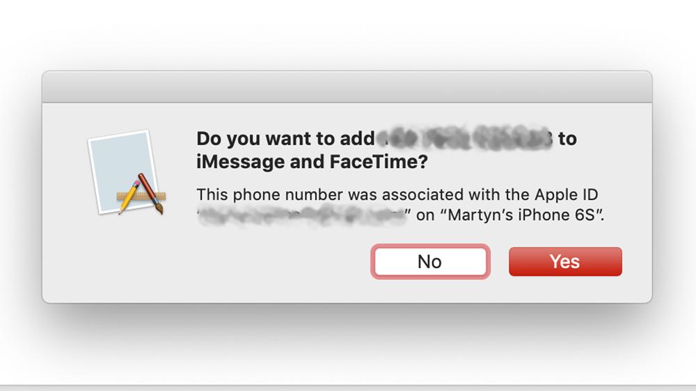 Cómo habilitar iMessage en iPhone: Agregar número