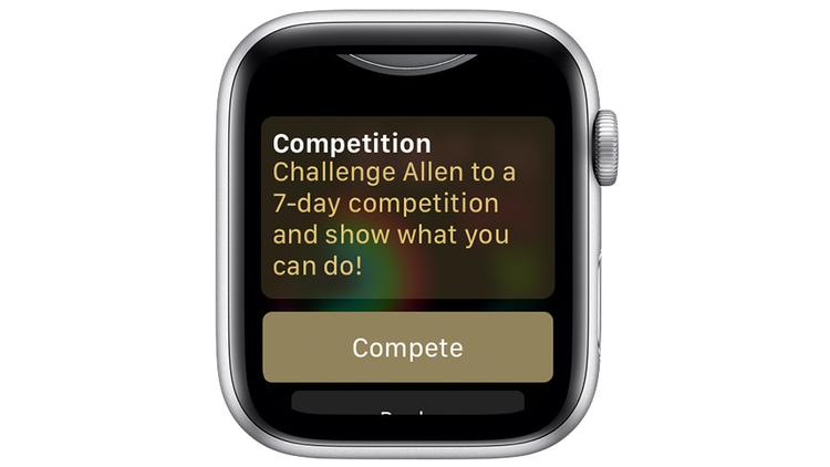Cómo su iPhone y Apple Watch pueden ayudarlo a ponerse en forma para el nuevo año: compita con amigos
