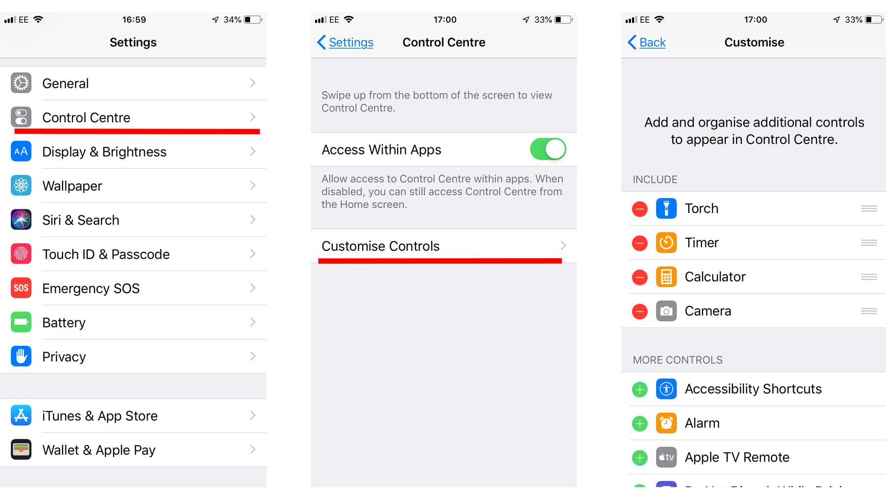 Cómo usar Live Listen en iOS 12