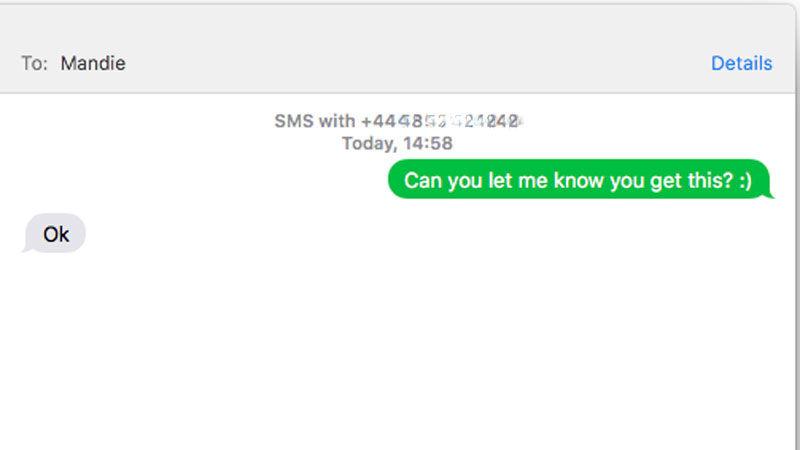 Cómo usar Mensajes en Mac: enviar mensajes de texto