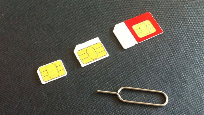 Cómo transferir de Android a iPhone: intercambiar SIM