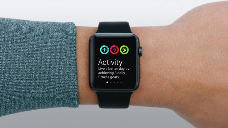 Cómo hacer una copia de seguridad de un Apple Watch: datos de actividad física
