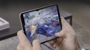 Los detalles clave y las opciones de color del Samsung Galaxy Fold 2 aparecen en línea