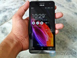 Asus Zenfone 5 con procesador Intel de doble núcleo lanzado en India para Rs.  12999