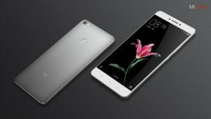 Mi Max Prime con procesador Snapdragon 652 y 4 GB de RAM saldrá a la venta en India el 17 de octubre