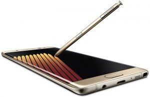 Samsung Galaxy Note 8 visto con Android 7.1.1 Nougat en la base de datos HTML5Test