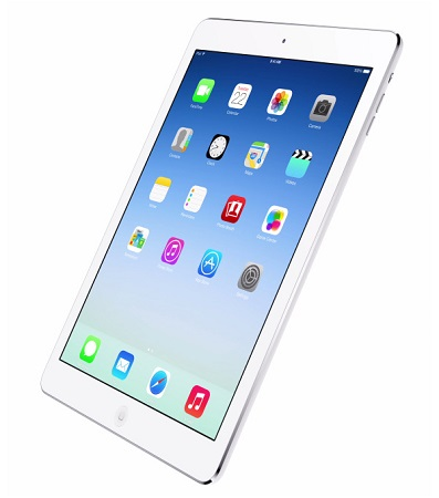 El iPad Air
