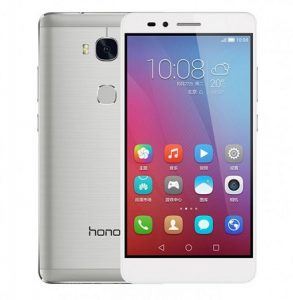 Honor 5X con pantalla Full HD de 5.5 pulgadas y escáner de huellas dactilares anunciado