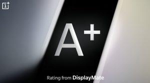 OnePlus 7 Pro obtiene una calificación de pantalla A + de DisplayMate