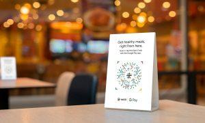 La plataforma Google Spot tiene como objetivo aumentar la presencia fuera de línea de Google Pay