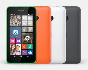 Nokia Lumia 530 con Dual SIM, Windows Phone 8.1 se vuelve oficial
