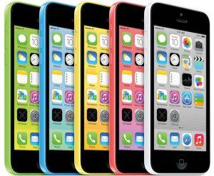 Apple iPhone 5c 8GB llega a las tiendas indias por Rs 37500