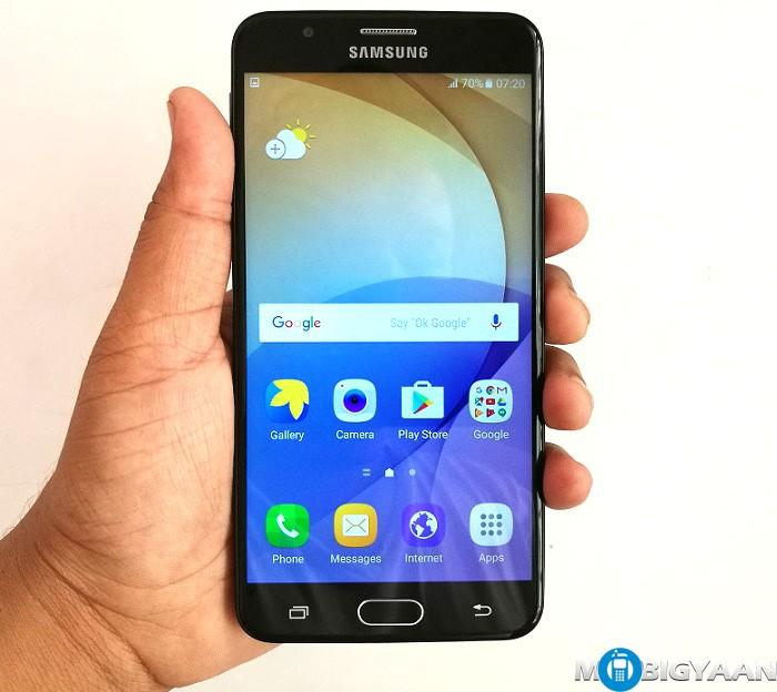 Samsung Galaxy On Nxt, variante de 64 GB lanzada en India por Rs.  16900