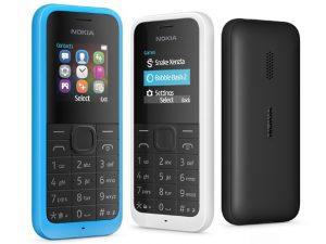 Microsoft presenta el nuevo teléfono con funciones Nokia 105