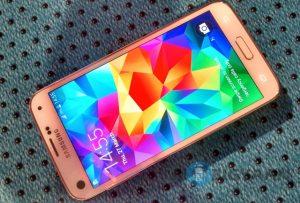 Samsung Galaxy S5 supera el récord de ventas del día de lanzamiento del Galaxy S4 [Report]