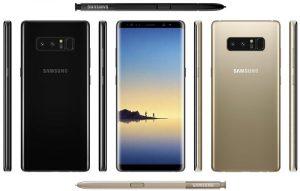 Galaxy Note 9 tendrá lector de huellas dactilares en pantalla, no S9: KGI