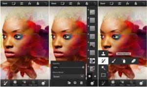 Adobe Photoshop Touch anunciado para teléfonos inteligentes iPhone y Android por Rs.270