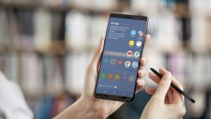Samsung Galaxy Note9 se lanzará a principios de julio