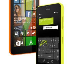 Nokia Lumia 630, 635 presentado;  Pantalla de 4,5 pulgadas, doble SIM, Windows Phone 8.1