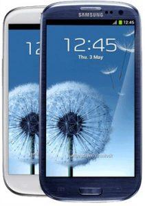Se filtraron más aplicaciones del Galaxy S III, S-Voice está de vuelta