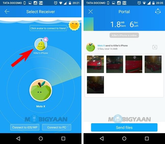 Cómo-transferir-fotos-de-Android-a-iPhone-4