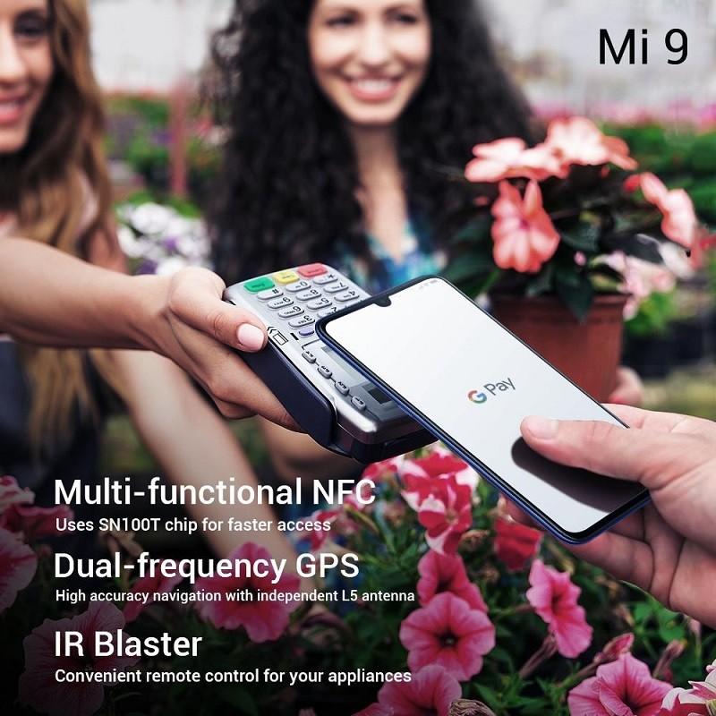 xiaomi-mi-9-multi-nfc-gps de doble frecuencia