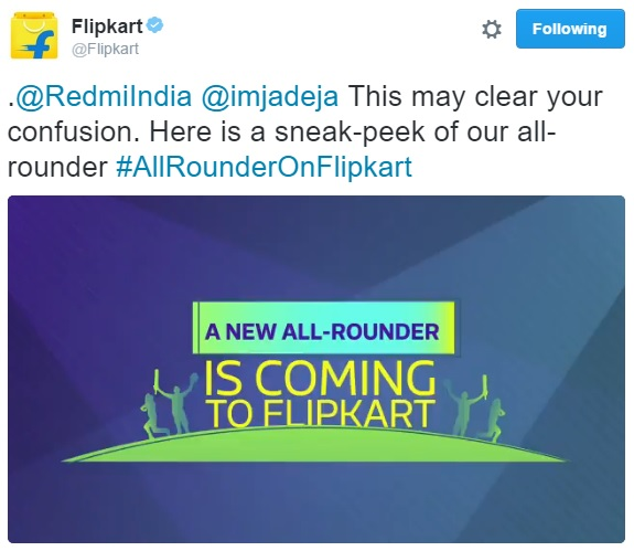 xiaomi-redmi-note-4-india-flipkart-exclusivo-flipkart-tweet
