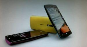 El próximo Nokia Windows Phone revelado por patente de diseño, podría lanzarse en el MWC