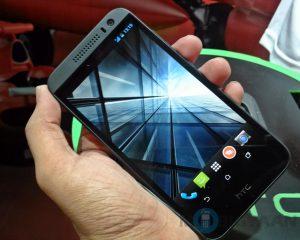 HTC Desire 616: Práctica [Images]