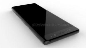 Nuevo informe dice que Galaxy Note8 se lanzará el 23 de agosto