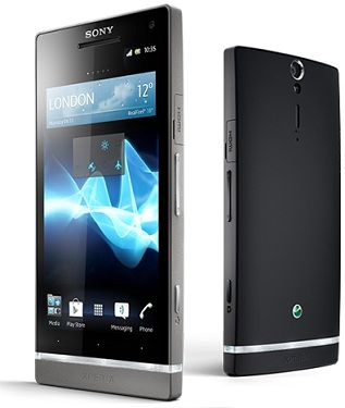 Sony Xperia SL aparece oficialmente en el sitio web de Sony antes del lanzamiento
