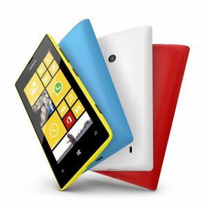 Nokia Lumia 520 a un precio de Rs.10,499 en India