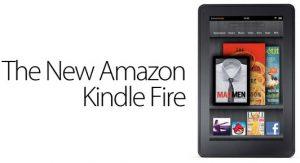 Amazon lanza el Kindle Fire