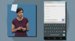 El teclado Android L ahora está disponible en Play Store, gracias a Shen Ye de XDA