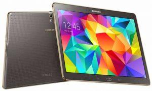Samsung Galaxy Tab S con pantallas Super AMOLED de alta resolución de 8.4 pulgadas y 10.5 pulgadas anunciadas