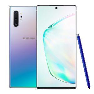 Lanzamiento de Samsung Galaxy Note10;  cuenta con pantalla AMOLED dinámica de 6.3 pulgadas, cámaras traseras triples y 8 GB de RAM